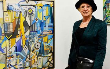 Csurák Erzsébet kiállítása 43