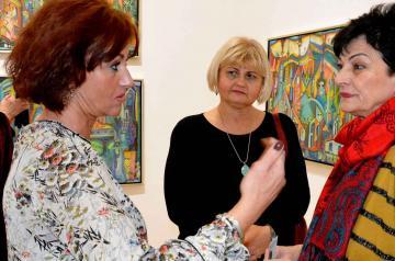 Csurák Erzsébet kiállítása 53
