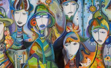 Csurák Erzsébet kiállítása 07
