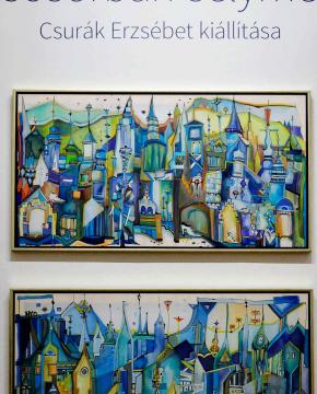 Csurák Erzsébet kiállítása 01