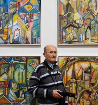 Csurák Erzsébet kiállítása 55