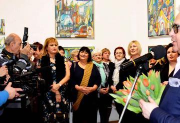 Csurák Erzsébet kiállítása 18