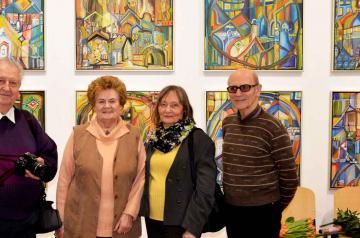 Csurák Erzsébet kiállítása 58