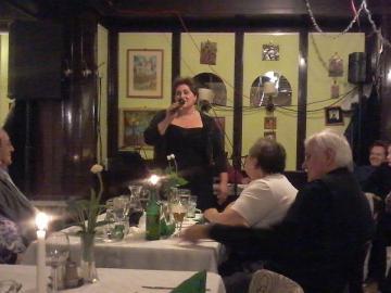 Farsangi zenés vacsora 06