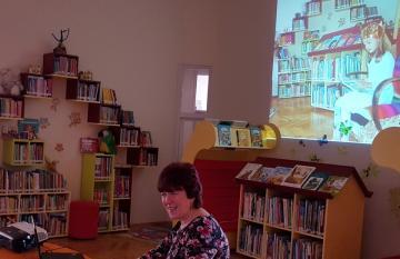 Fiókkönyvtár látogatás Ménfőcsanakon 01