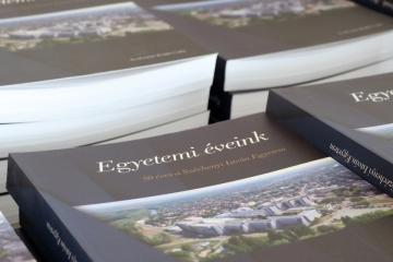 Széchenyi István Egyetem kötetbemutató 01