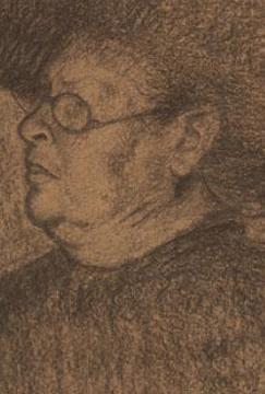 Rippl-Rónai József: Madame Ricard