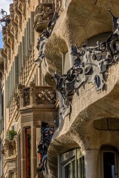 Antoni Gaudí Barcelonája 05