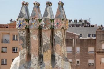 Antoni Gaudí Barcelonája 71