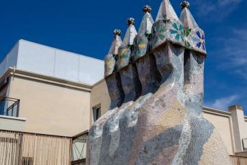 Antoni Gaudí Barcelonája 66