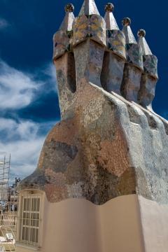 Antoni Gaudí Barcelonája 67