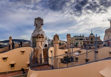 Antoni Gaudí Barcelonája 14