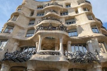 Antoni Gaudí Barcelonája 02