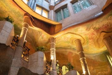 Antoni Gaudí Barcelonája 09