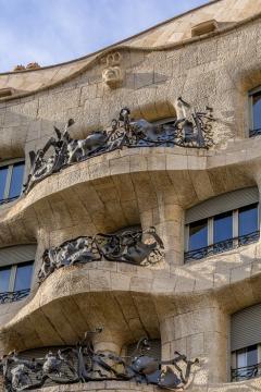 Antoni Gaudí Barcelonája 03