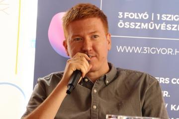 Győr nyárnyitó sajtótájékoztató 08