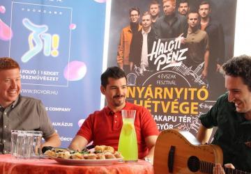 Győr nyárnyitó sajtótájékoztató 13