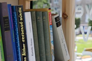 Könyves fülke 17