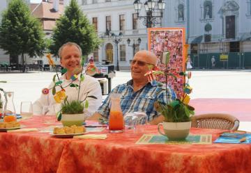12. Győrkőcfesztivál sajtótájékoztató 09
