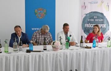 XV. Győri Rotary Fröccsnapok 12