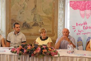Barokk Esküvő sajtótájékoztató 05