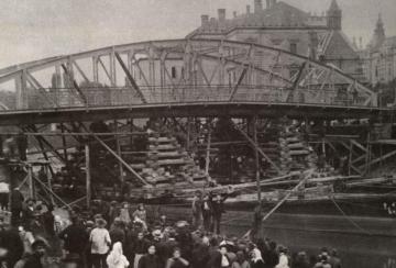 A győri Rábca-híd áthelyezése 07