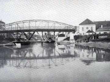 A győri Rábca-híd áthelyezése 10