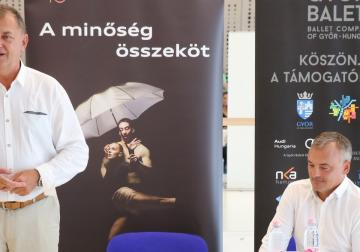 Évadnyitó a Győr Balettnél 02