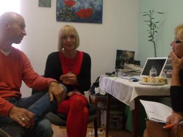 Kerecsényi Éva és Mohácsi Attila 01