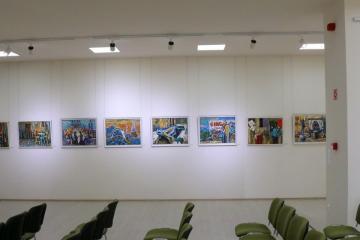 Barabás László kiállítás 17