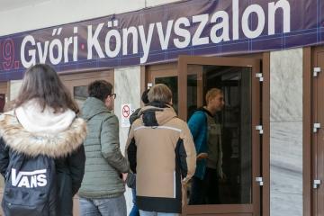 19. Győri Könyvszalon 01
