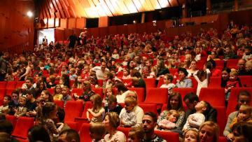 Mikulás ünnep a győri Nemzeti Színházban 17