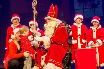 Mikulás ünnep a győri Nemzeti Színházban 10