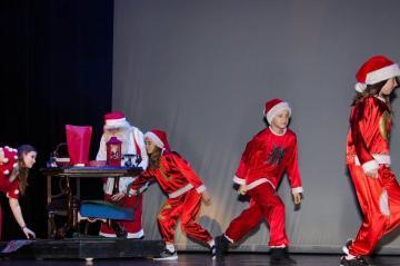 Mikulás ünnep a győri Nemzeti Színházban 12
