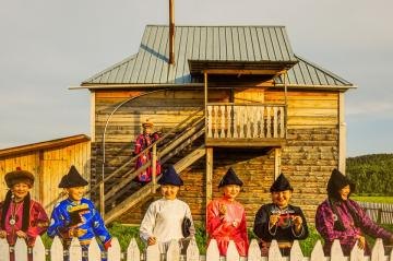 Kínai kortörténetek 13