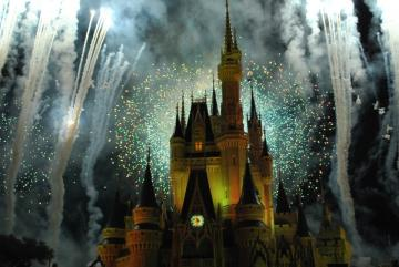 04 Amerikai Egyesült Államok, Orlando, Disneyland