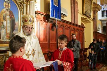 Ortodox karácsonyi liturgia 05