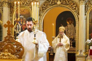 Ortodox karácsonyi liturgia 11
