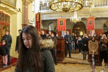 Ortodox karácsonyi liturgia 13