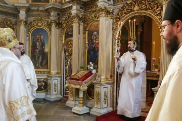 Ortodox karácsonyi liturgia 03