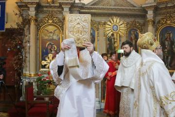 Ortodox karácsonyi liturgia 07