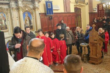 Ortodox karácsonyi liturgia 23
