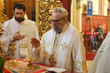 Ortodox karácsonyi liturgia 17