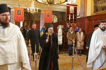 Ortodox karácsonyi liturgia 01