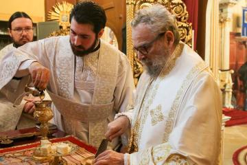 Ortodox karácsonyi liturgia 18