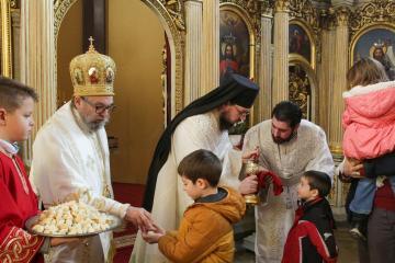 Ortodox karácsonyi liturgia 22