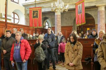 Ortodox karácsonyi liturgia 14