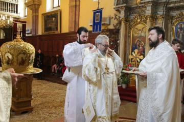 Ortodox karácsonyi liturgia 02
