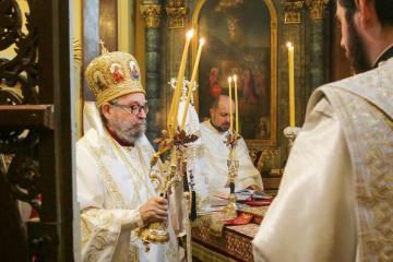 Ortodox karácsonyi liturgia 09