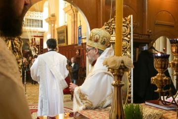 Ortodox karácsonyi liturgia 10
